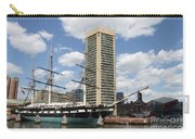 Uss Constellation - Baltimore Inner Harbor Carry-all Pouch