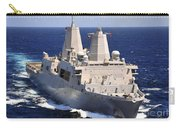 Uss Green Bay Transits The Indian Ocean Carry-all Pouch