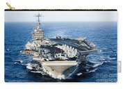 Uss John C. Stennis Transits Carry-all Pouch