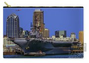Uss Midway San Diego Ca Carry-all Pouch