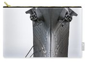 Uss Wisconsin - Head-on Carry-all Pouch
