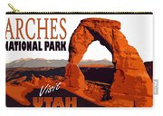 Utah, Arches, National Park Carry-all Pouch