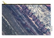 Utah Mountains High Altitiude Aerial Photo Carry-all Pouch
