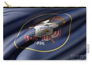 Utah State Flag Carry-all Pouch