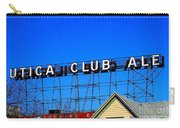 Utica Club Ale West End Brewery Carry-all Pouch