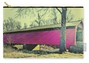 Utica Mills Covered Bridge Carry-all Pouch