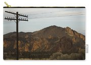 Utility Pole Carry-all Pouch