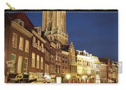 Utrecht Cathedral At Night Carry-all Pouch