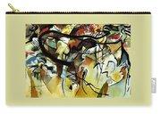 V 1911 Vasily Kandinsky Carry-all Pouch