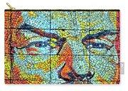 V. I. Ulyanov. Mosaic. Sochi Park. Carry-all Pouch