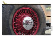 V8 Wheels Carry-all Pouch