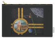 Vacation  Fishing For Mermaids Carry-all Pouch