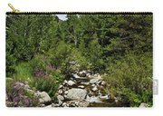 Vail Stream In The Summer 2 Carry-all Pouch