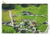 Val Poschiavo From The Bernina Express Switzerland Carry-all Pouch