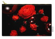 Valentine - Roses Carry-all Pouch