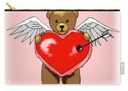 Valentine Bear Carry-all Pouch