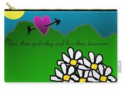 Valentine Card Carry-all Pouch