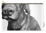 Valentine The German Shorthair Carry-all Pouch