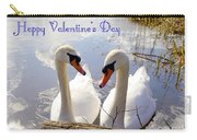 Valentine's Day Greeting Carry-all Pouch