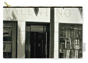 Valentino On Rodeo Drive Carry-all Pouch