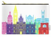 Valladolid Skyline Pop Carry-all Pouch