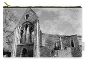 Valle Crucis Abbey Monochrome Carry-all Pouch