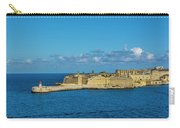 Valletta Port Lighthouse Carry-all Pouch