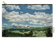 Valley In The Rockies Carry-all Pouch