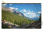Valley Near Moraine Lake Banff Carry-all Pouch
