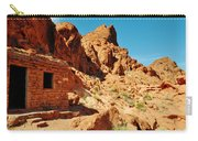 Valley Of Fire Cabin Carry-all Pouch