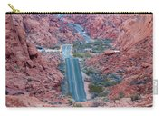 Valley Of Fire Drive Carry-all Pouch