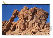Valley Of Fire Elephant Rock Carry-all Pouch