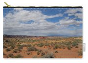 Valley Of Fire Horizon Carry-all Pouch
