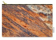Valley Of Fire Petroglyphs Carry-all Pouch