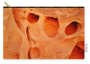 Valley Of Fire Sandstone Carry-all Pouch