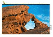 Valley Of Fire State Park Arch Rock Carry-all Pouch