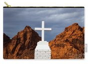 Valley Of Fire State Park Clark Memorial Carry-all Pouch