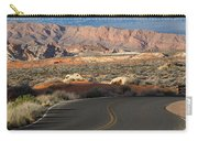 Valley Of Fire State Park Rainbow Vista Carry-all Pouch