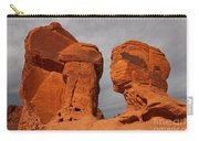 Valley Of Fire State Park Seven Sisters Carry-all Pouch
