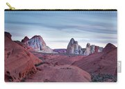 Valley Of Fire Sunset Carry-all Pouch