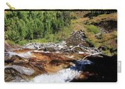 Valley Of Streams  Carry-all Pouch by Sean Sarsfield