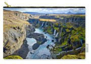 Valley Of Tears #2 - Iceland Carry-all Pouch