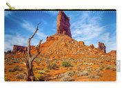 Valley Of The Gods Carry-all Pouch