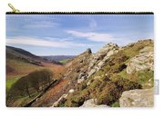 Valley Of The Rocks Carry-all Pouch