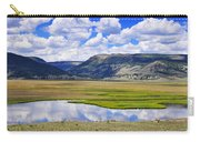 Valley Of The Serpent Carry-all Pouch