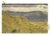 Valley Of The Teme, A Sunny November Morning Carry-all Pouch