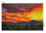 Valley Sunset H33 Carry-all Pouch