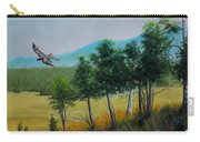 Valley View From Up The Hill Carry-all Pouch