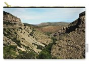 Valley View Of Whitesands Carry-all Pouch