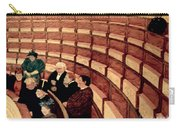 Vallotton: Gallery, 1895 Carry-all Pouch